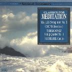 Classical Treasures - Classics For Meditation