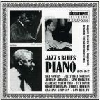 Jazz & Blues Piano: 1934-1947