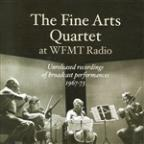 Fine Arts Quartet at WFMT