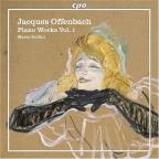 Jacques Offenbach: Piano Works, Vol. 1