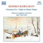 Rimsky-Korsakov: Christmas Eve; Night on Mount Triglav