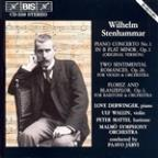 Wilhelm Stenhammar: Piano Concerto No. 1; Two Sentimental Romances; Florez and Blanzeflor