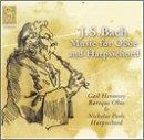 Music For Oboe & Harpsichord