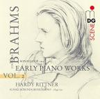 Brahms, Vol. 2: Early Piano Works