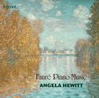 Faure: Piano Music