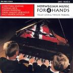 Norwegian Music For 4 Hands