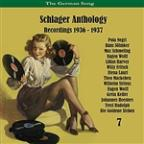 German Song: Schlager Anthology Recordings (1936 - 1937), Vol. 7