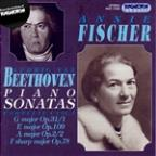 Beethoven: Piano Sonatas Vol. 7