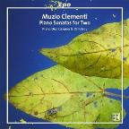 Muzio Clementi: Piano Sonatas For Two