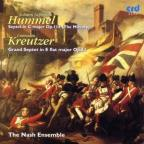 Hummel: Septet in C amjor Op. 114 (The Military); Kreutzer: Grand Septet in E flat major Op. 62