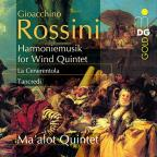 Rossini: Harmoniemusik for Wind Quintet
