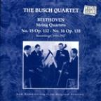 Beethoven: String Quartets,  Recordings: 1933-1937
