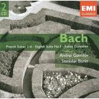 Bach: French Suites Nos. 1-6; English Suite No. 3; Italian Concerto