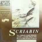 Scriabin: Piano Sonatas / Boris Berman