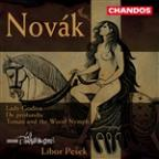 Novak: Lady Godiva; De profundis; Toman and the Wood Nymph