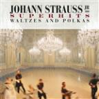 Strauss Jr. - Super Hits - Waltzes and Polkas