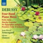 Debussy: Four-Hand Piano Music