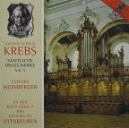 Krebs:Complete Organ Works Vol 5