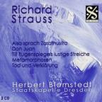 Richard Strauss: Also Sprach Zarathustra; Don Juan; Till Eulenspiegels lustige Streiche & Others
