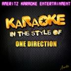 Karaoke In The Style Of One Direction