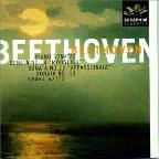 "Beethoven: Piano Sonata no 14 ""Moonlight,"" etc / André Watts"