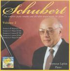 Schubert: Complete Piano Sonatas, Vol. 2