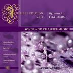 Sigismund Thalberg: Songs and Chamber Music
