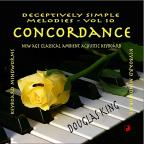 Concordance: Deceptively Simple Melodies 10