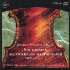 Bach: Six Sonatas for Violin and Harpsichord BWV 1014-1019