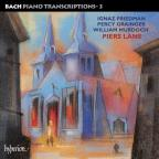 Bach Piano Transcriptions, Vol. 3