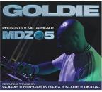 Goldie Presents: Metalheadz MDZ05