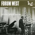 Forum West: Modern Jazz From West Germany 1962-1968