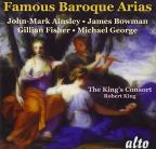 Famous Baroque Arias