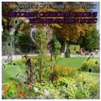 Sounds Of Nature With Music: Gregorian Cathedral Gardens With Relaxation Music