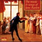Music & Songs Of Jane Austen