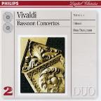 Vivaldi: Bassoon Cons