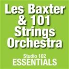 Les Baxter & 101 Strings Orchestra: Studio 102 Essentials