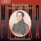 Glinka: Complete Piano Music, Vol. 2