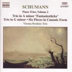 Schumann: Piano Trios Vol.2