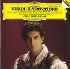 Verdi: Il Trovatore Highlights / Giulini, Plowright, Domingo