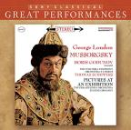 Mussorgsky: Boris Godunov (Excerpts); Pictures at an Exhibition