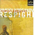 Rimsky-Korsakov: Scheherazade / Respighi: Fountains of Rome