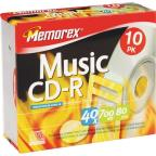 CD-R - 700MB, 10 Pack Slim