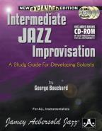Intermediate Jazz Improvisation - A Study Guide For Developing Soloists