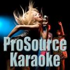 Things We Do For Love, The (In The Style Of 10CC) [karaoke Version] - Single