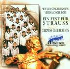 Strauss Celebration / Gerald Wirth, Vienna Choir Boys