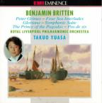 Britten: Four Sea Interludes, etc / Yuasa, Royal Liverpool