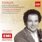Vivaldi: The Four Seasons - 3 Concertos For Violin