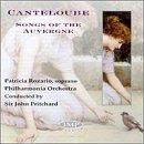 Canteloube: Songs Of The Auvergne / Rozario, Pritchard