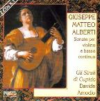 Alberti: Sonatas For Violin And Basso Continuo